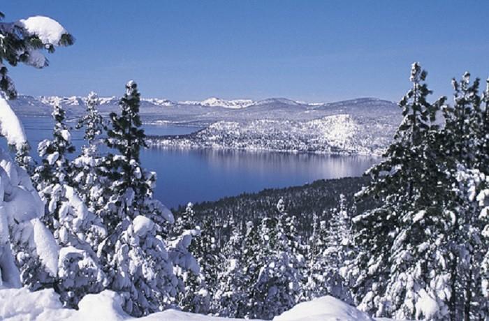 4. ...and Lake Tahoe!