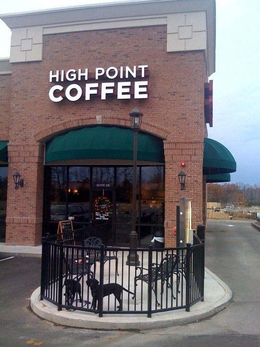 7. High Point Coffee, Oxford