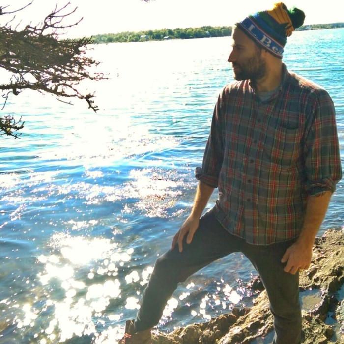 7. We basically invented the lumbersexual.