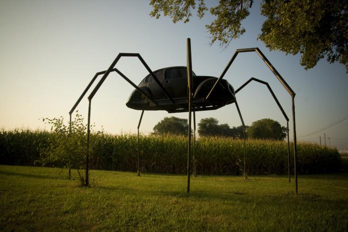 7. The Volkswagen Spider, Avoca