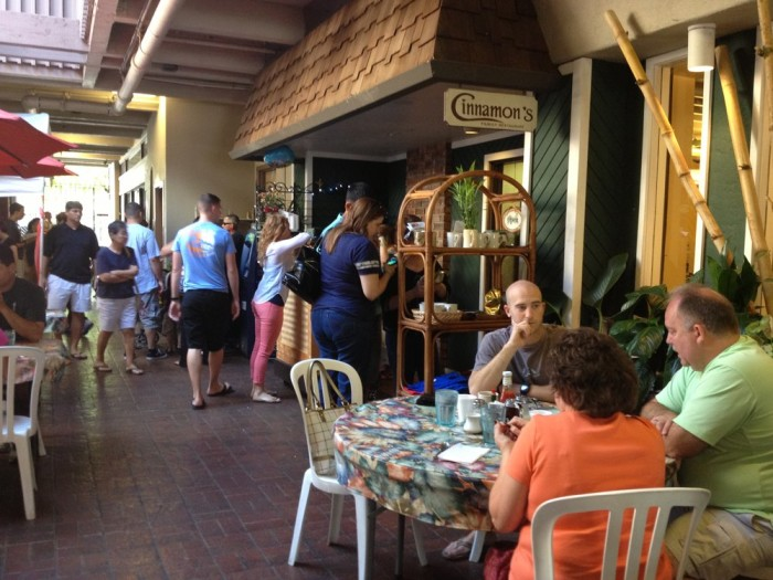 8) Cinnamon's Restaurant, Kailua