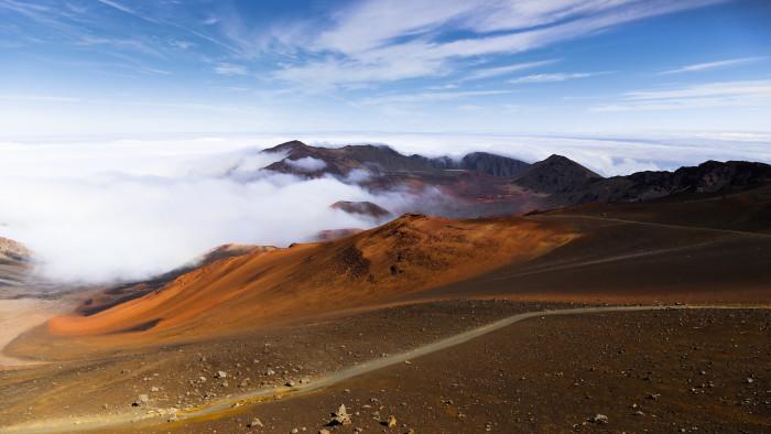 8) Haleakala National Park