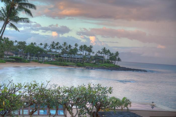 8) Napili Kai Beach Resort, Maui