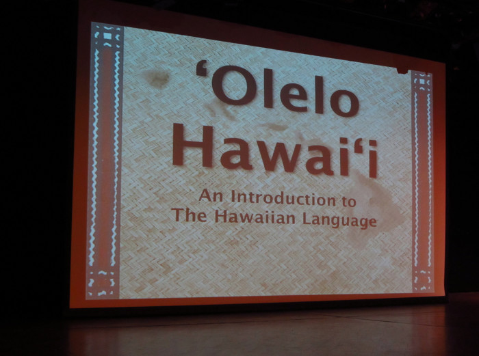 8) Speaking of language, what does [insert Hawaiian word here] mean?