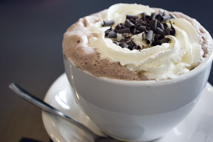 8.Hot beverages are no longer optional, but necessary.
