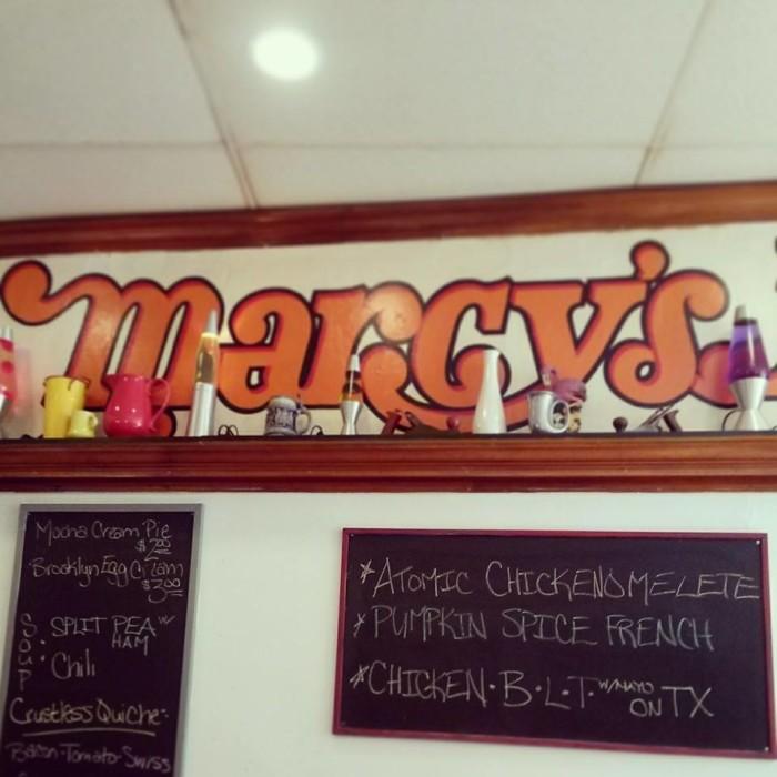 8. Marcy's Diner, Portland