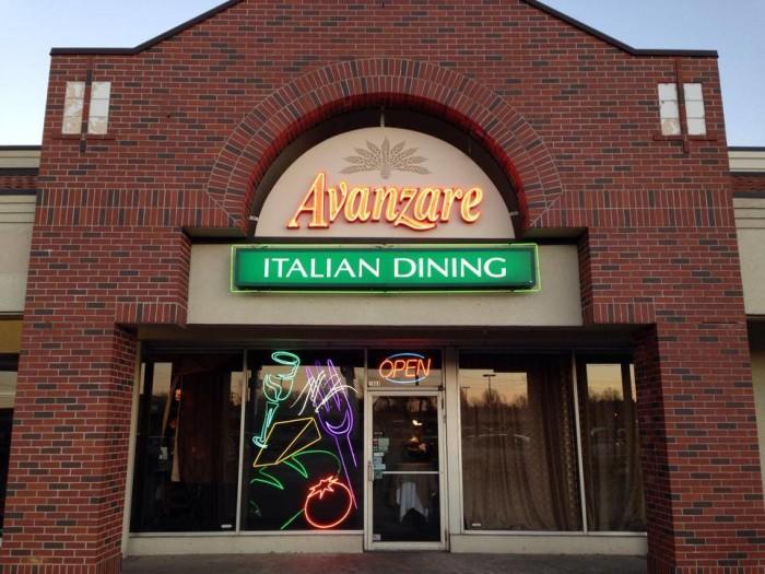8.Avanzare Italian Dining, Springfield