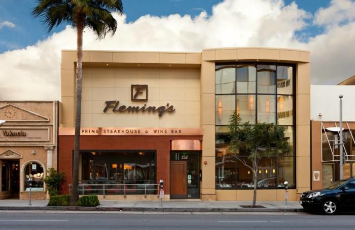 Flemings Restaurant Nj
