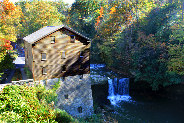 12. Lanterman's Mill (Youngstown)
