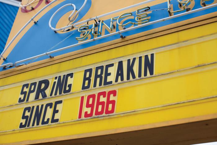 7. Spring Break!!!!
