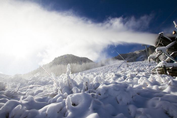 "9. ""New snow"" at Aspen Snowmass!"