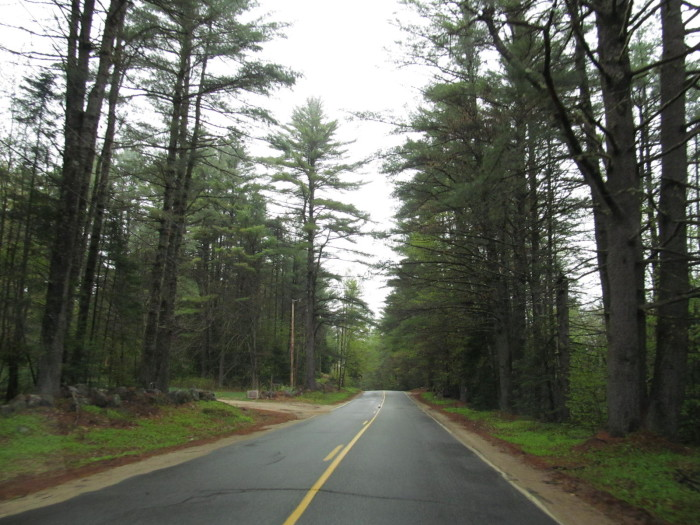 3. Pequawket Trail Maine Scenic Byway, Route 113