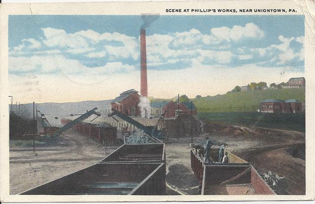 3. Pennsylvania's coal industry powered America.