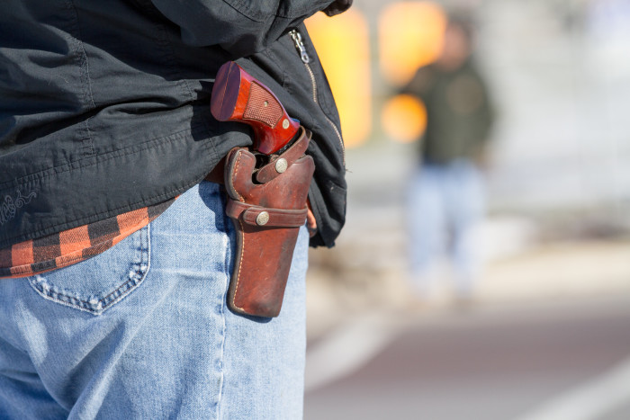 8. Not only can you count on the state protecting your second amendment right, but Mississippi has taken things a step further by becoming an open carry state.