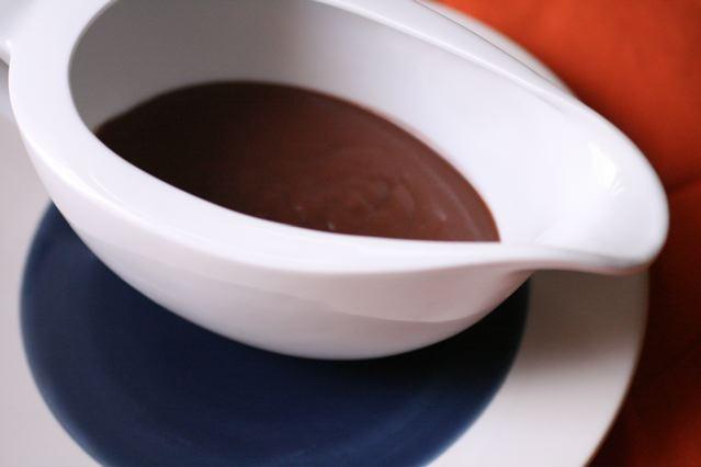 8. Chocolate Gravy