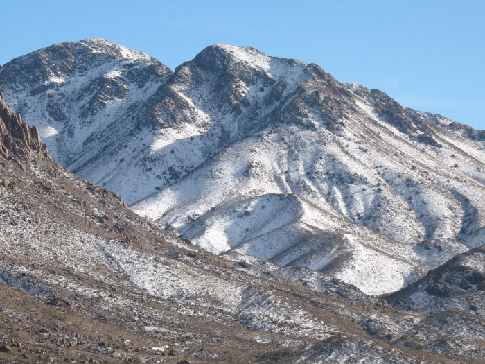 1. The mountains in Texas look even more beautiful, if that's even possible.