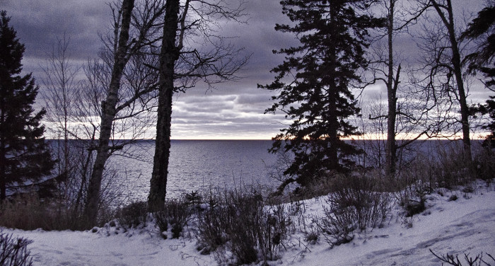 11. Seriously, the beautiful views in Minnesota winter are unbeatable.