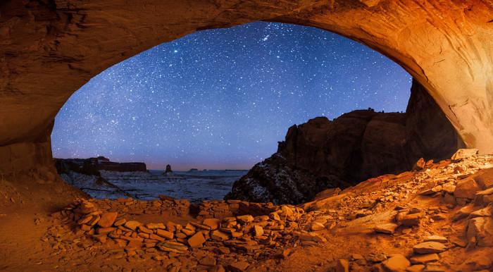 2. The Milky Way at Canyonlands