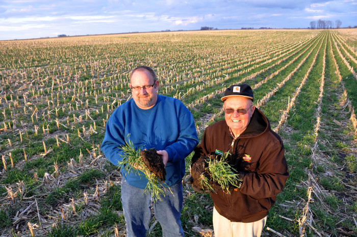 8. Wright County has the highest percentage of grade-A topsoil in the nation.