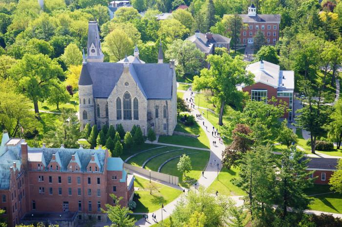 7. Cornell College Campus, Mount Vernon