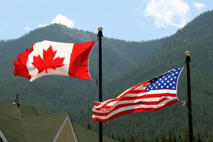 """3. """"Isn't Washington pretty much Canada?"""""""