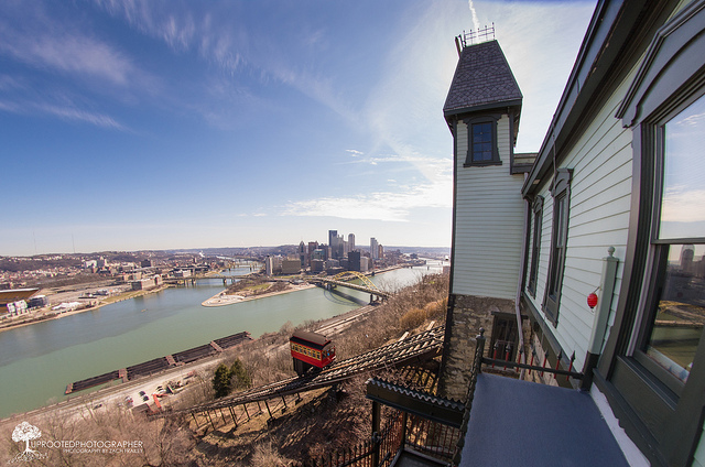 19. The Duquesne Incline, Pittsburgh