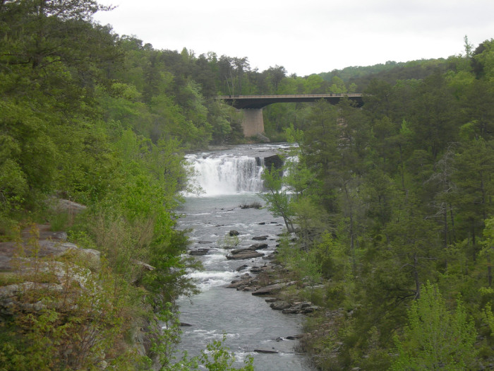 6. Little River Canyon National Preserve - Fort Payne