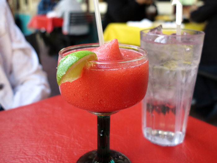 4. Frozen margaritas? Forget it, not without Texas around.