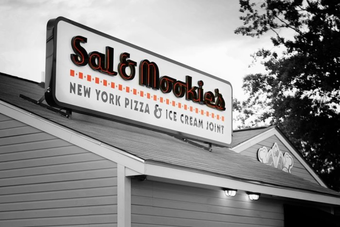 8. Sal and Mookie's New York Pizza and Ice Cream Joint, Jackson and Biloxi