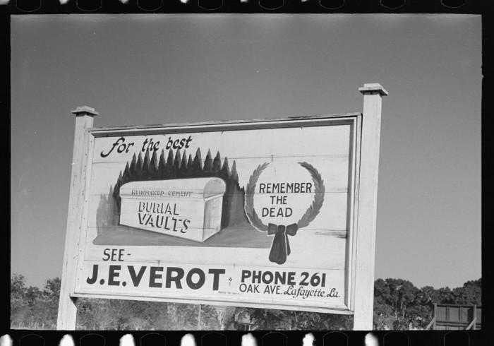 2. Billboard Outside of Lafayette, LA
