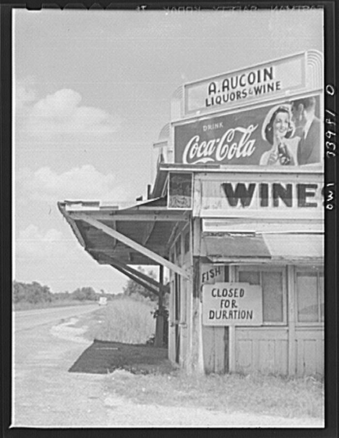 8. Roadside Stand outside of Lake Charles, LA