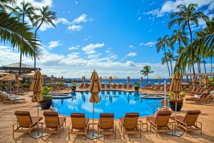 9) Four Seasons Resort Lanai at Manele Bay