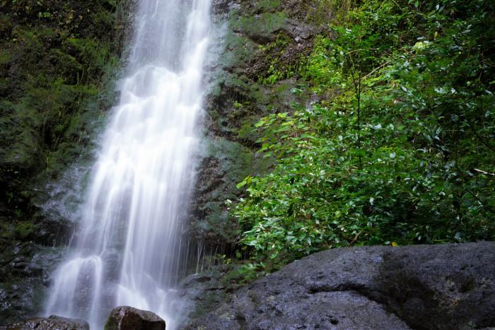 9) Lulumahu Falls