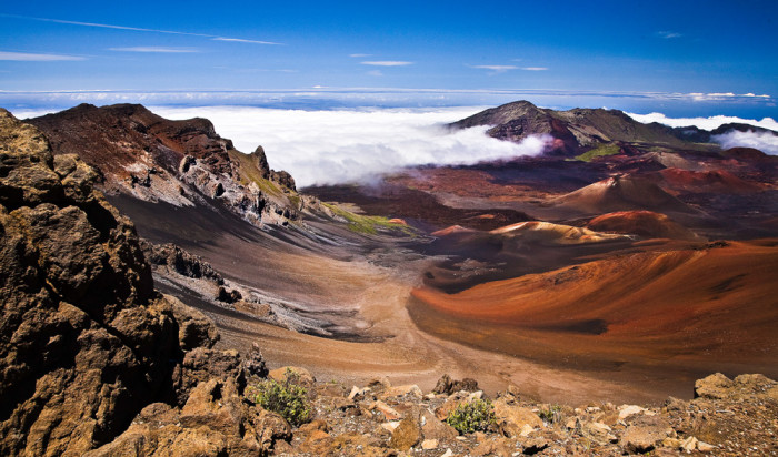 9) Haleakala National Park