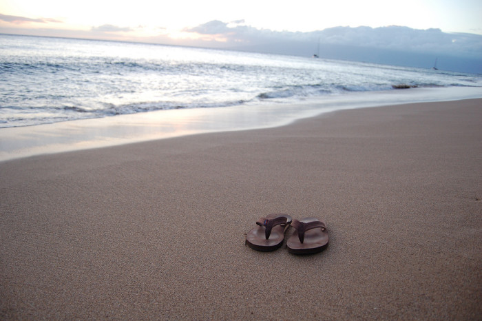9) Why do you call them slippers instead of flip-flops?