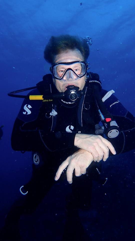 8.Learn to scuba dive.