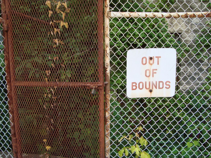 9. Out of Bounds