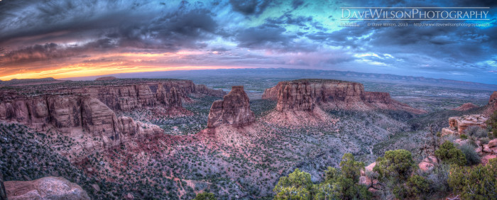 1. Colorado National Monument (Western Slope)