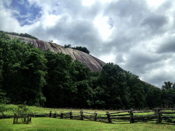 3. Stone Mountain