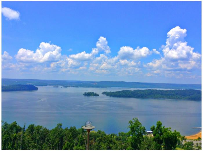 7. Lake Guntersville