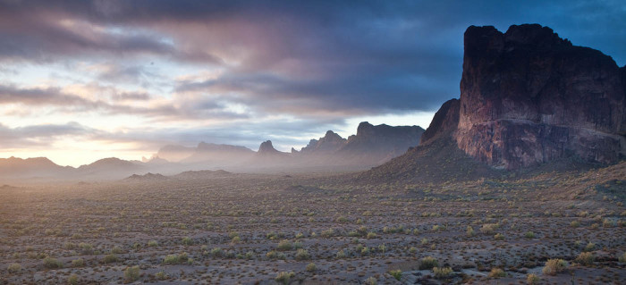 13. And some of the most stunning desert scenes you will ever feast your eyes upon.