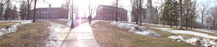 9. Cornell College is the only school in the nation to have its entire campus listed on the National Register of Historic Places.