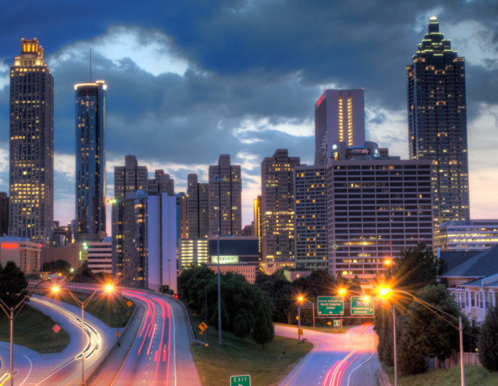 5. What's it like to live in Atlanta?