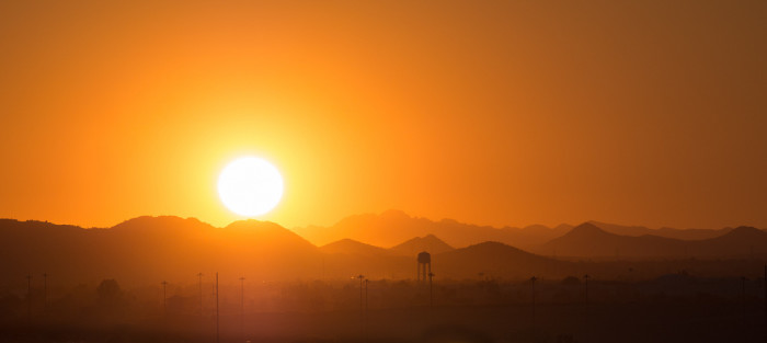 1. Why is Arizona so hot?