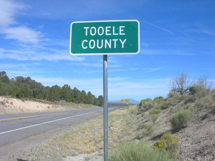 """5. How do you pronounce """"Tooele?"""""""