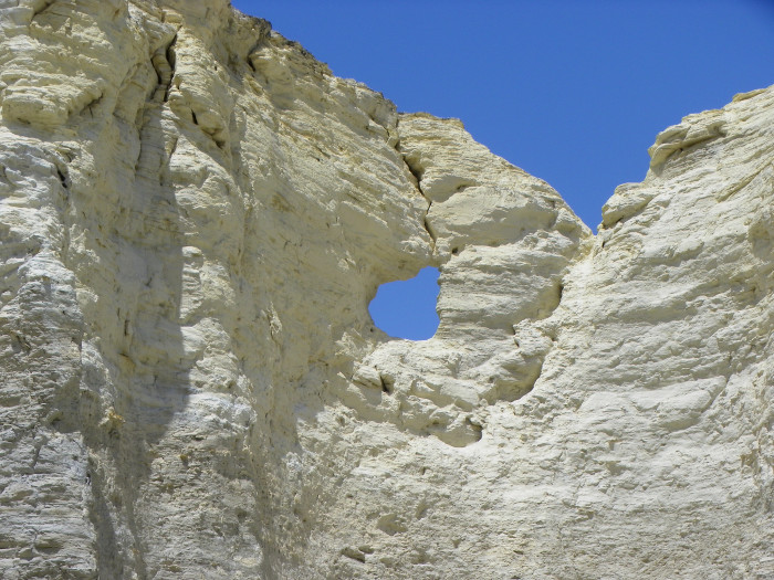 2. Monument Rocks (Gove County)