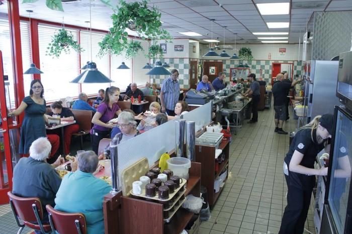 6. Wynn's Diner, Asheville