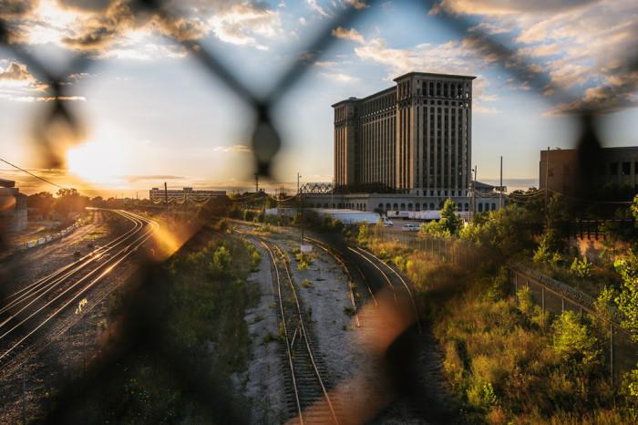 3) Detroit.