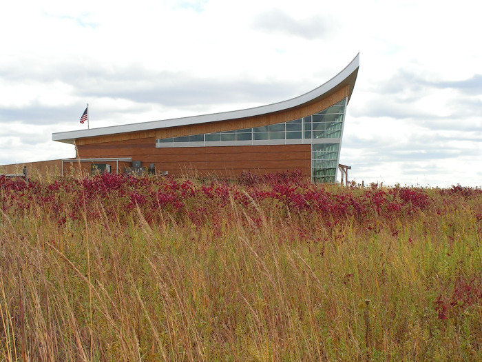 19. Homestead National Monument of America, Beatrice