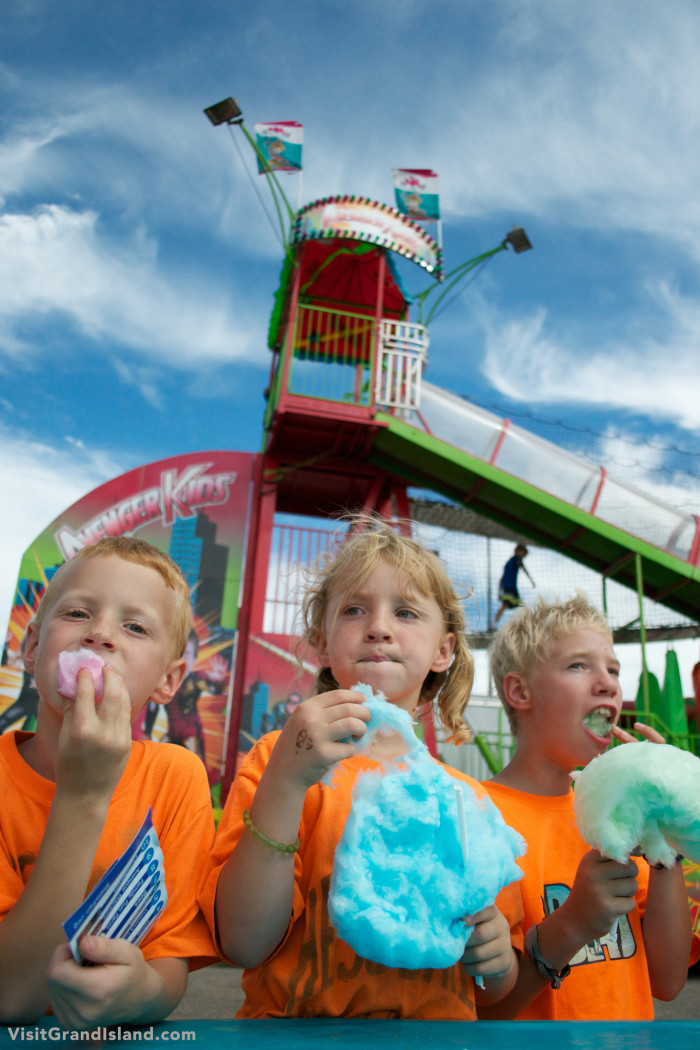 30. Nebraska State Fair, Grand Island